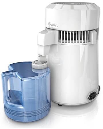 Destilador de Agua 127V e293cca118
